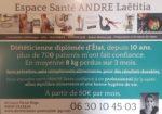 Espace Santé - André Laëtitia