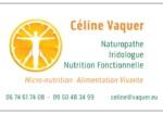 Naturopathie - Iridologie - Céline Vaquer